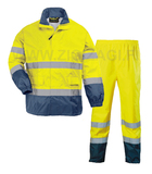 COVERGUARD HI-WAY RAINWEAR SET YELLOW