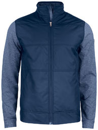351442 Stealth Jacket Men Dark Navy 580