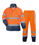 COVERGUARD HI-WAY RAINWEAR SET ORANGE